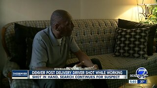 '[They] tried to murder me': Denver Post delivery driver speaks out after violent carjacking