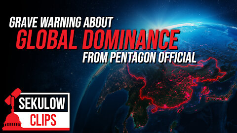 This Grave Warning From a Pentagon Official Will Terrify You