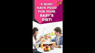 5 Nutritious Foods for Babies *