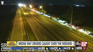 Wrong-way driver killed in head-on crash on I-275
