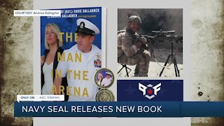 Navy SEAL Eddie Gallagher releases new book