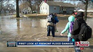 Fremont Flooding Impact