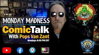Monday Madness with Pops Van Zant 2-8-21
