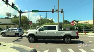 Enhancing safety on Pinellas County roads through art