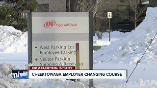Cheektowaga employer changing course