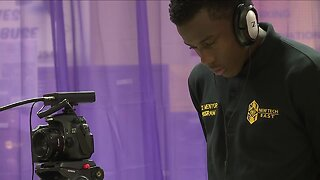 As we celebrate Literacy Week, News5 teamed up with New Tech-East High School to teach students the basics of journalism