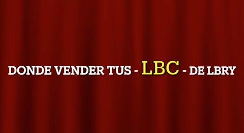 Dónde vender tus LBC de LBRY. Están por las nubes.