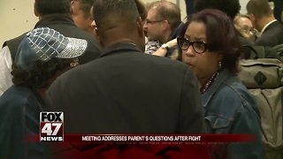 Parents want answers after school fights