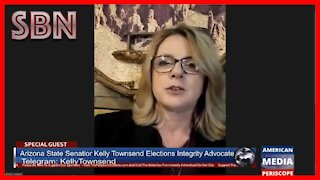 AZ State Senator Kelly Townsend Elections Integrity Advocate - Interview Aug 17th, 2021