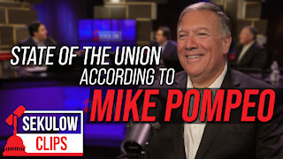 State of the Union According to Mike Pompeo
