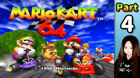 🇺🇸 🇯🇵 Vtuber Let's Play! - 🏁 🏎 Mario Kart 64 (Part 04)