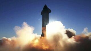 SpaceX Starship Has Crash Landing