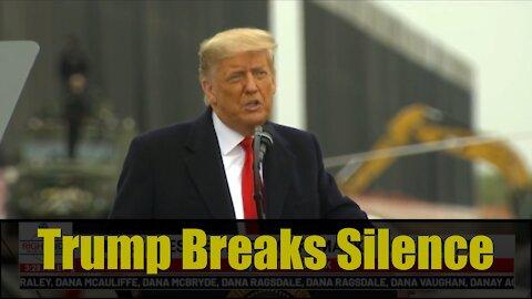 Trump Speaks in TX on Jan 12th