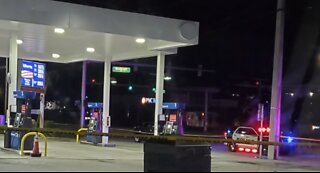 Boynton Beach police investigate shooting at gas station parking lot
