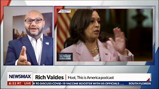 """VP """"Que Mala Eres"""" did so badly on BET, I'm embarrassed for her: Valdes to Newsmax"""