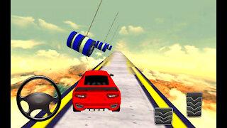 Mega #Ramp Car Stunt Games #Extreme Car Games 2021- Best Android Gameplay