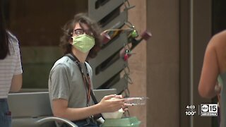 Arizona State University to move students in dorms amid increase in COVID-19 cases