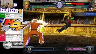 (PS2) KOF Maximum Impact - 11 - Ryo Sakazaki