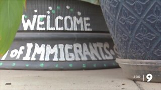 Tucson shelter opens its doors to migrants hoping for a life in the U.S.