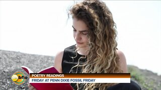 POETRY READING DRIVE IN STYLE AT PENN DIXIE