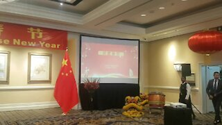 SOUTH AFRICA - Cape Town - Chinese New Year (Video) (VMz)
