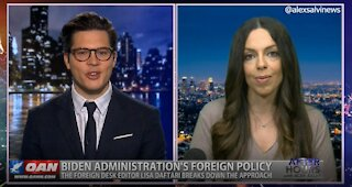 After Hours - OANN Syria Strike with Lisa Daftari