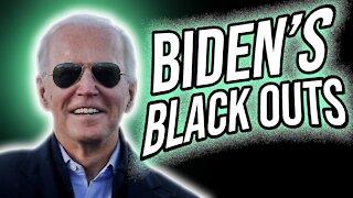 Joe Biden's Coming Climate Change Plan Blackouts