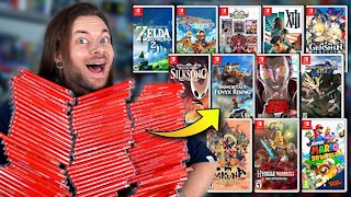 Explore the 70 NEW Nintendo Switch Games COMING SOON!