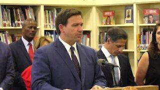 Gov. Ron DeSantis announces special election for U.S. House 20