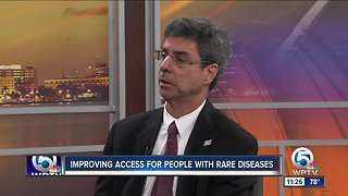 Improving access for people with rare diseases