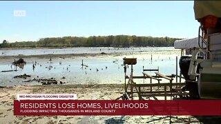 Residents lose homes, livelihoods