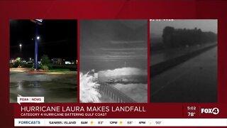 A look at Hurricane Laura's impacts on Louisiana
