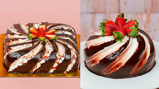 Top 20 Amazing Chocolate Cake Decorating Ideas | Chocolate Birthday Cake