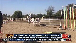 Haunting Horse Ride