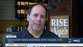 Sarasota coffee shop changes lives