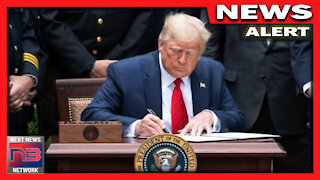 Trump STUNS ALL With His Final List of Pardons
