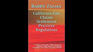 California Fair Claims Settlement Practices Regulation
