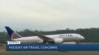 CDC recommends Americans do not travel for Thanksgiving amid spike in COVID-19 cases