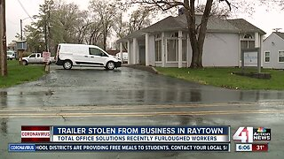 Raytown business dealing with theft on top of COVID-19 pandemic
