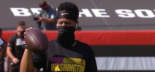 Washington Football Team makes history by adding Jennifer King as coach