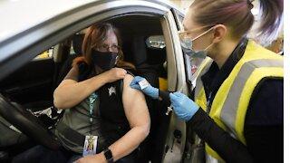 Vaccine Rollout Struggles Amid Surge In COVID-19 Cases
