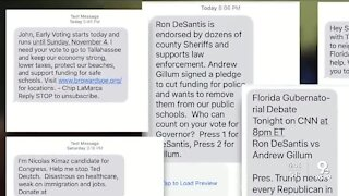 DWYM: Unwanted Political Texts