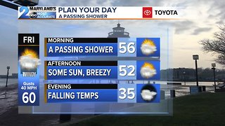 One More Mild Day, Weekend Chill