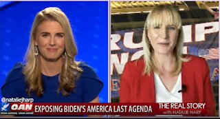 The Real Story - OAN America is Back with Liz Harrington