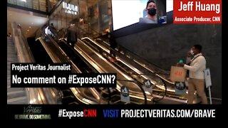 Project Veritas Confronts CNN Staffers Over ExposeCNN