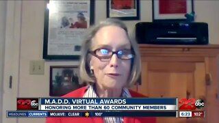 MADD celebrating 40 years with virtual recognition ceremony