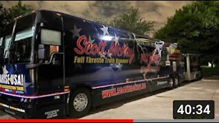 6.2.21 Patriot Streetfighter TOUR Update 2: PSF TOUR Retooled & Relaunch - North Platte NE on 6/4/21