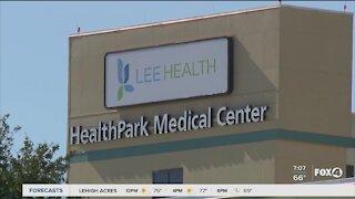 Lee Health visitation restrictions