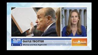 DOJ targeting Giuliani and Trump associates for exposing Hunter Biden