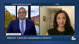 Wellness Wednesday: Breast Cancer Awareness